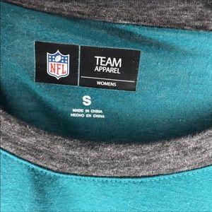NFL Tops - NFL Team Apparel Philadelphia Eagle Raglan T Shirt
